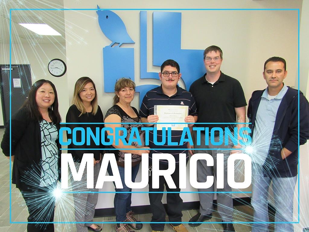 CongratsMauricio