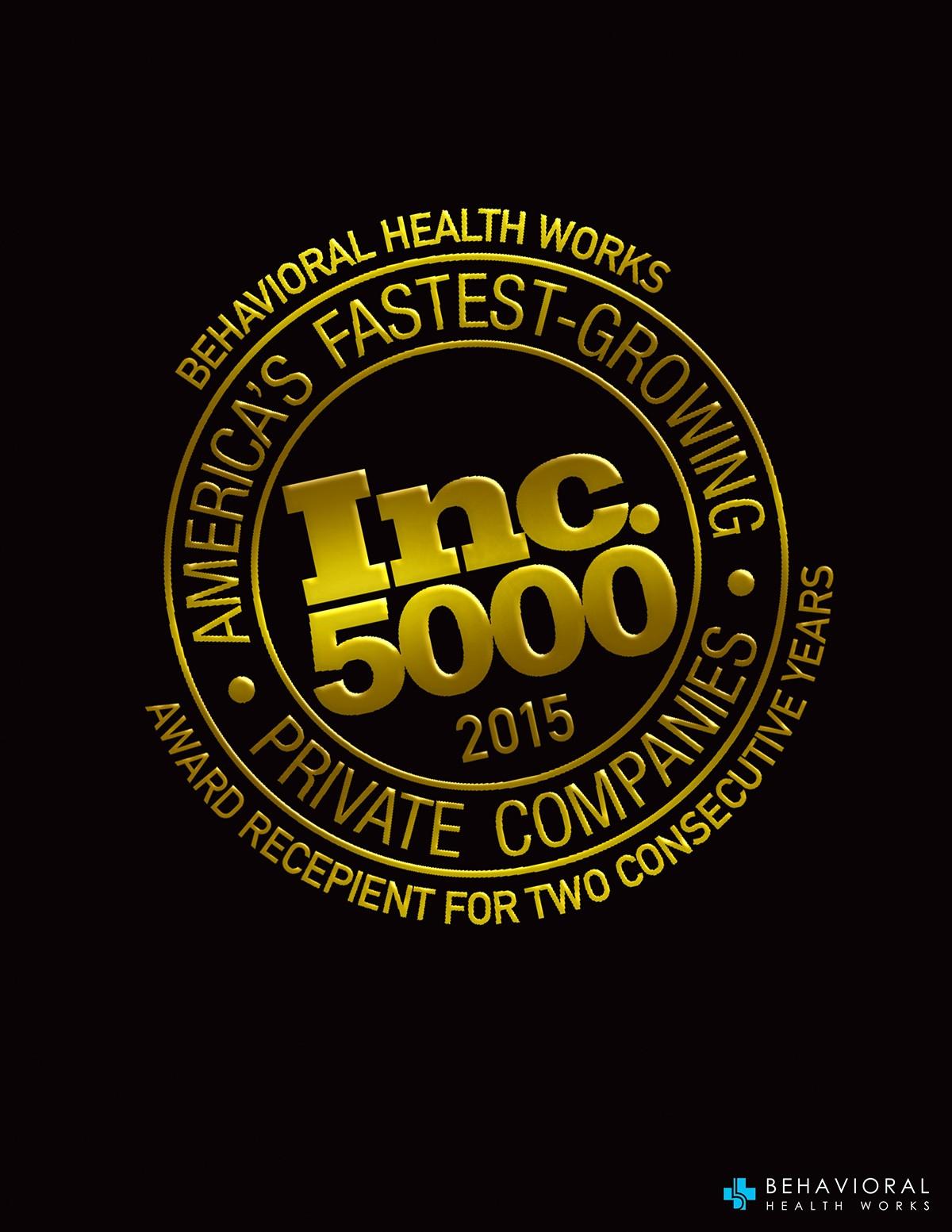 Inc 5000 Flyer