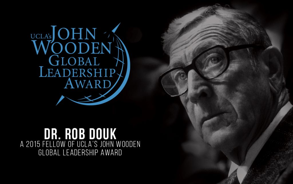 John Wooden Global Leadership Award