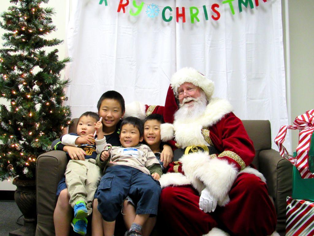 Caring Santa 2015