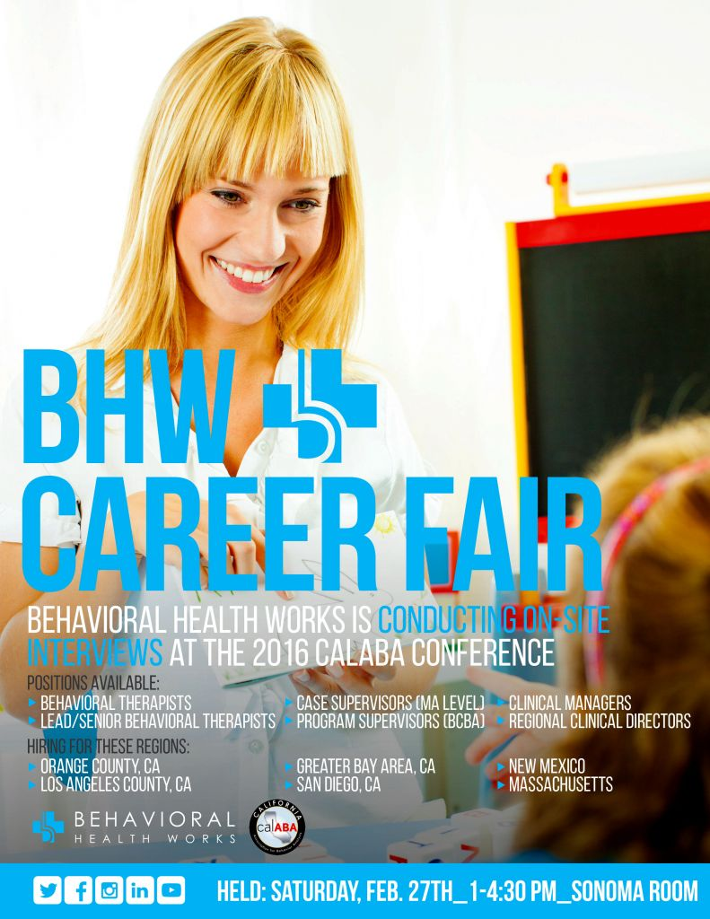 BHW CalABA JobFair Flyer 1