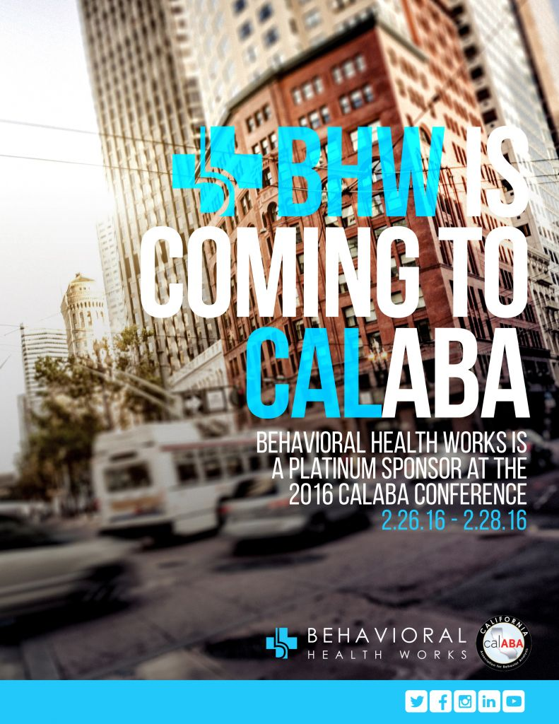 BHW Coming to CalABA