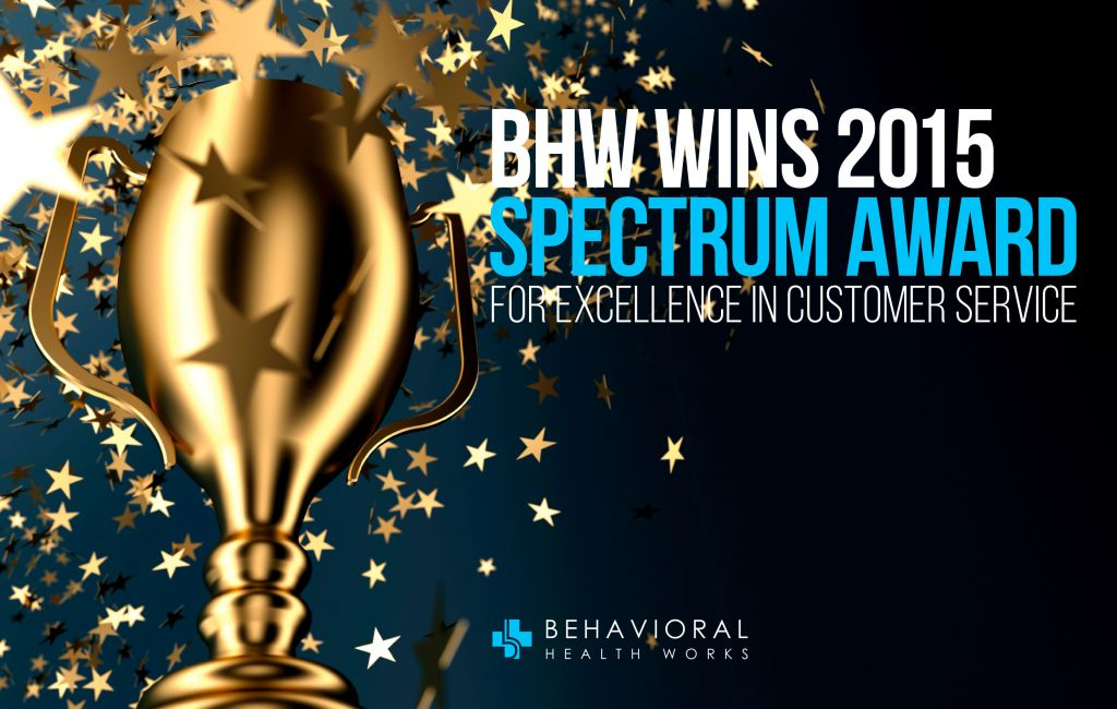 BHW Spectrum Award 2015