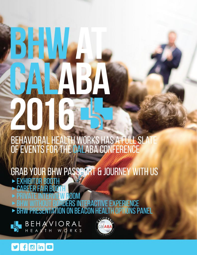 CalABA 2016 Conference Flyer