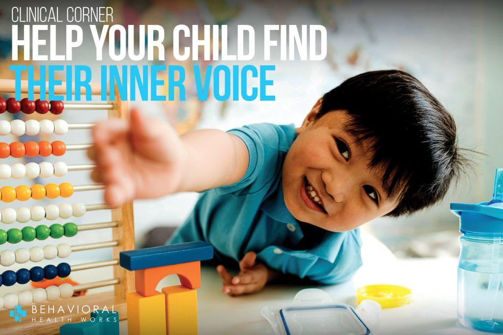 Find Your Child's Inner Voice through Incidental Teaching