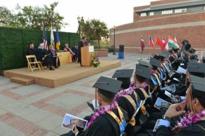 2016 UCLA Anderson School of Management Global Executive MBA class