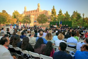 2016 UCLA Anderson School of Management GEMBA Commencement Speech Royce Hall