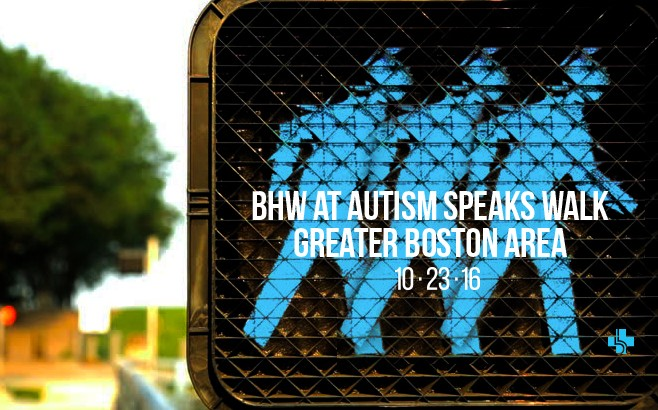 AutismWalk Greater Boston Area 2016