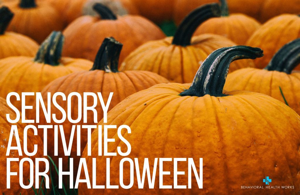 Sensory Activities Backyard Pumpkin Patch