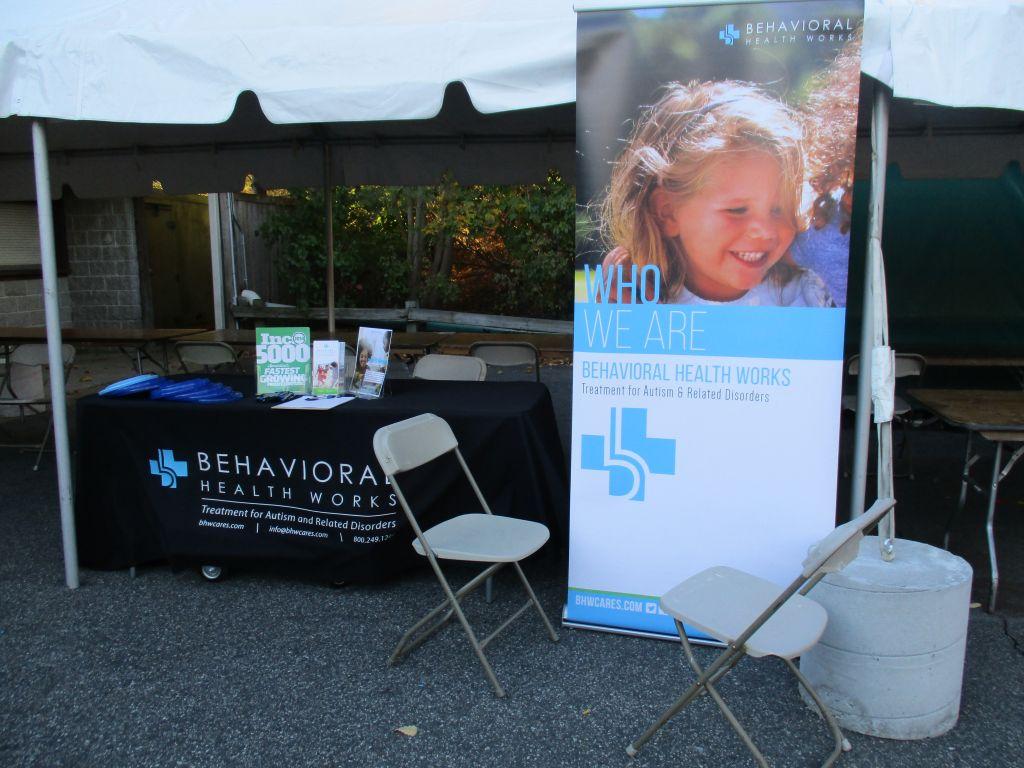 001 Boston Autism Walk BHW Booth
