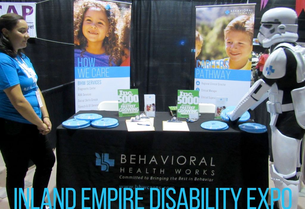 001 Inland Empire Disability Expo Booth cover