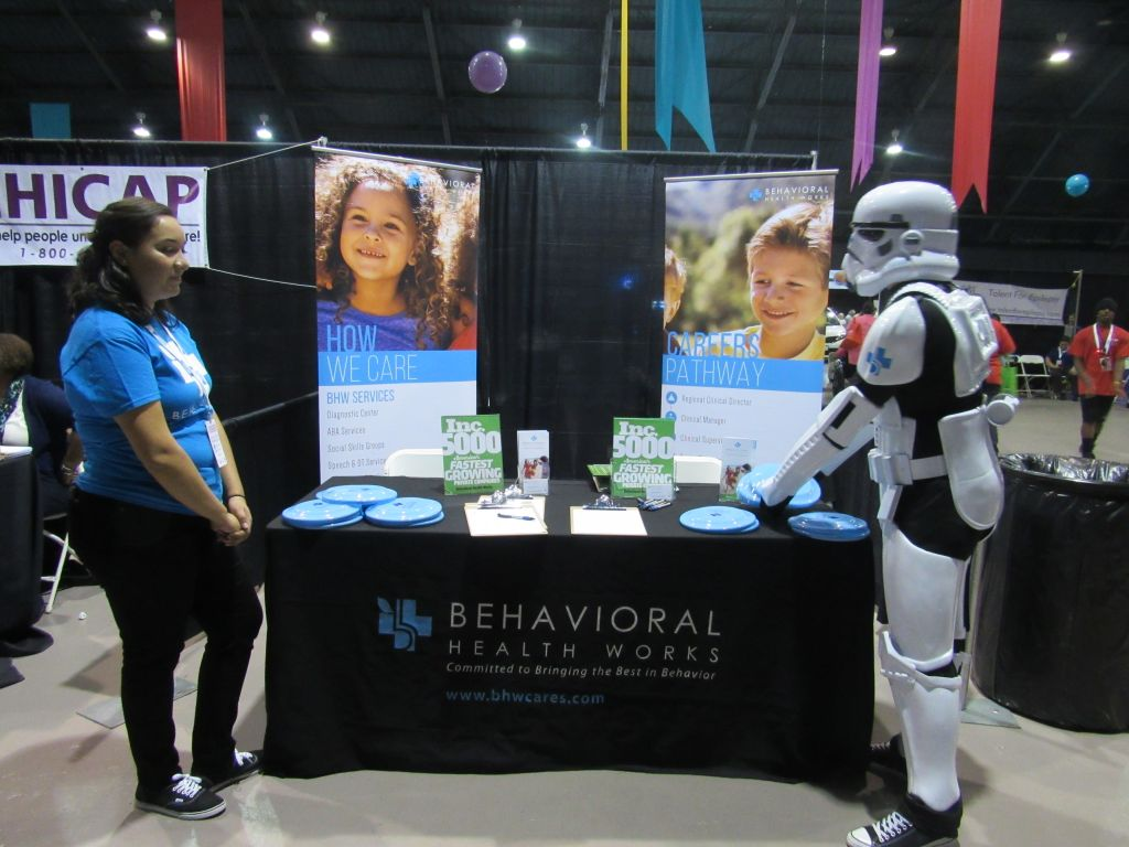 001 Inland Empire Disability Expo Booth