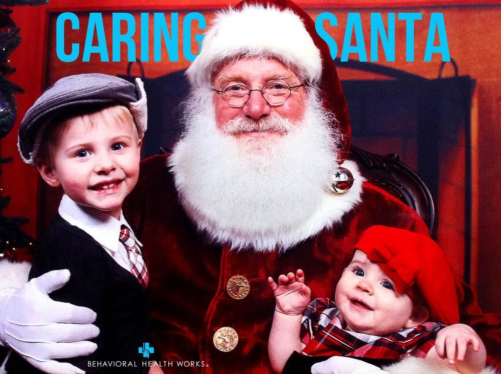 Caring Santa Event