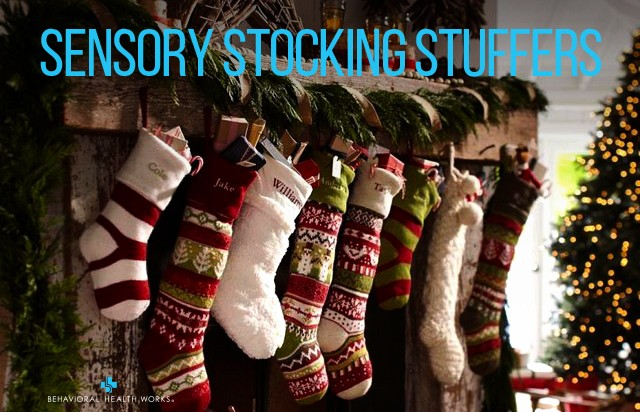 Sensory Stocking Stuffers
