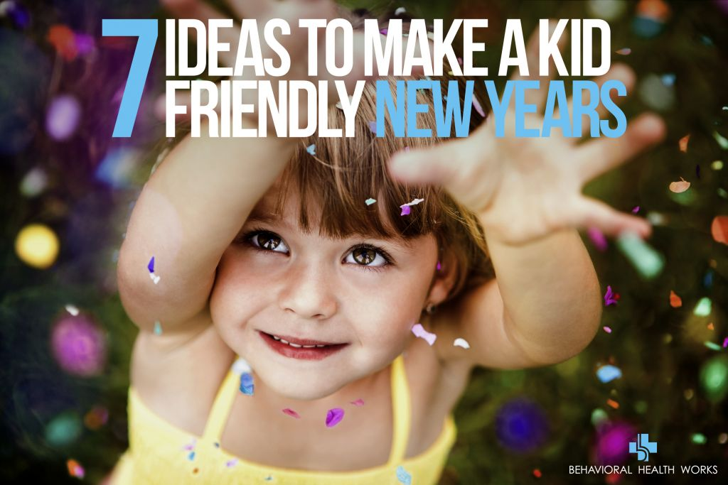 Kid Friendly New Years