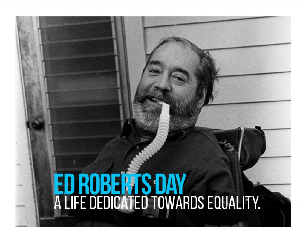 Ed Roberts Day