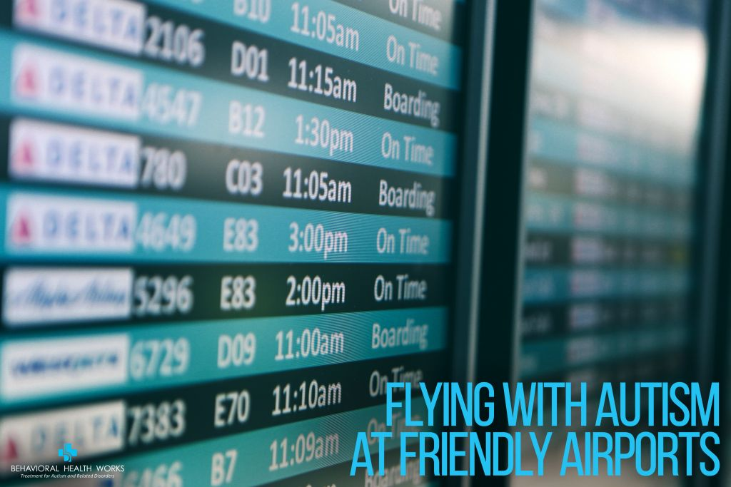 Flying Autism Friendly Airports
