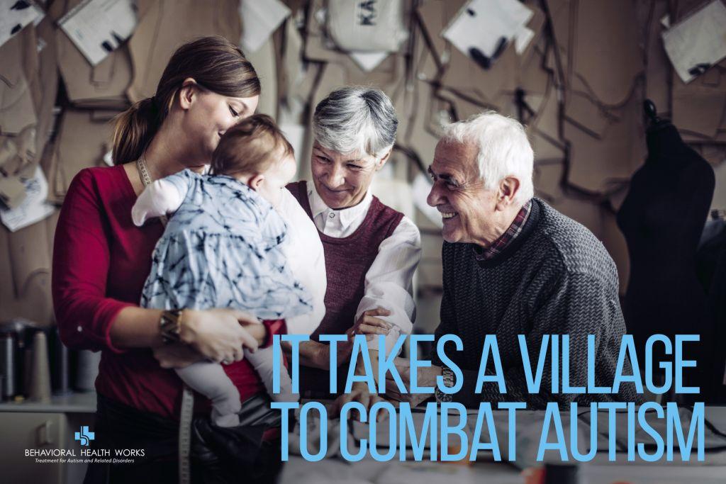 It Takes a Village to Combat Autism 3