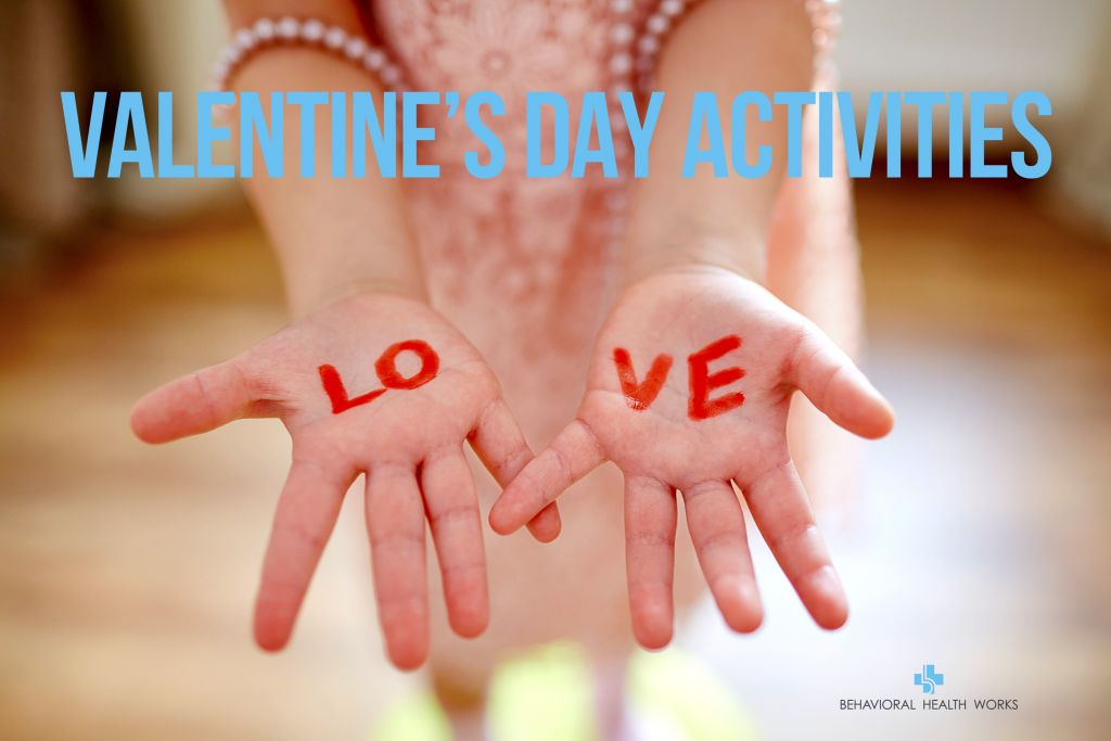 Valentine's day Activities for the family