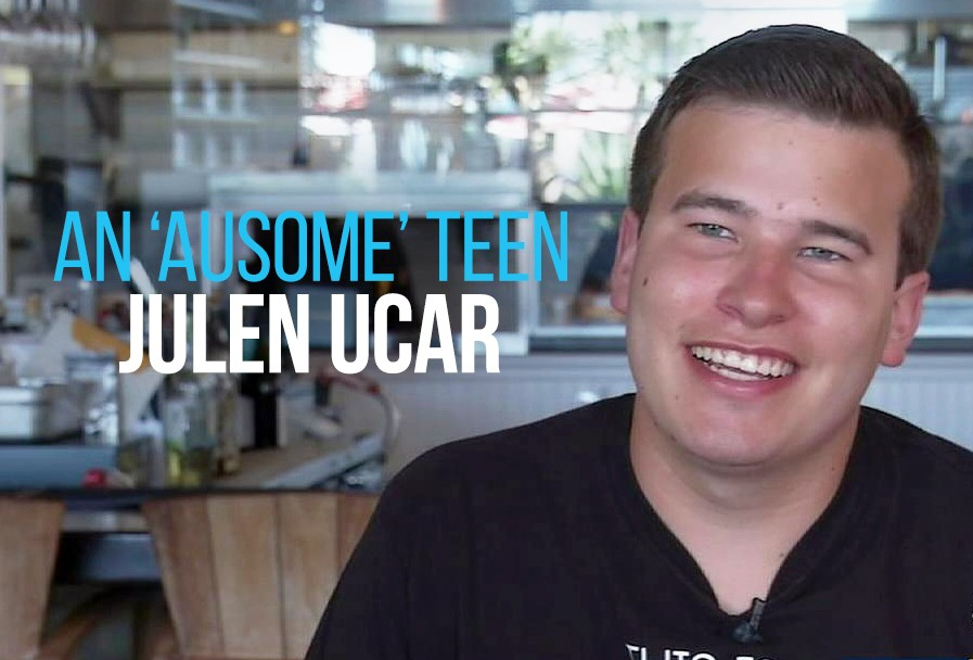 Ausome Teen Julen Ucar abc7