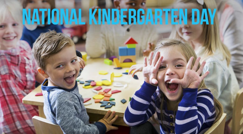 BLOG National Kindergarten Day