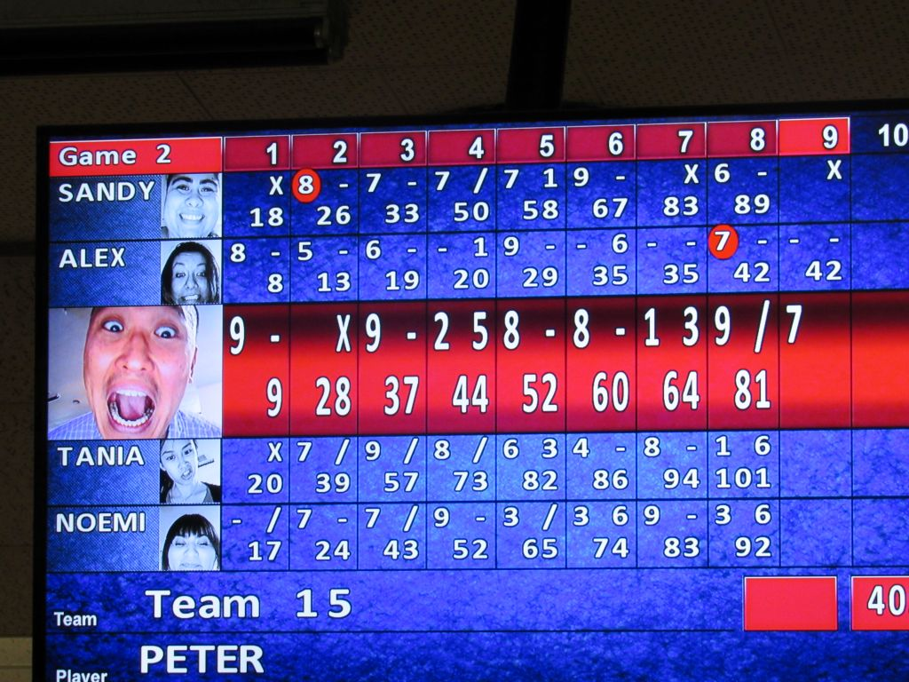 BHW LA Rally Bowling Night 07