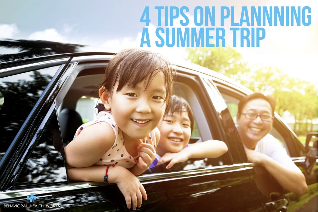 Plan a better summer trip