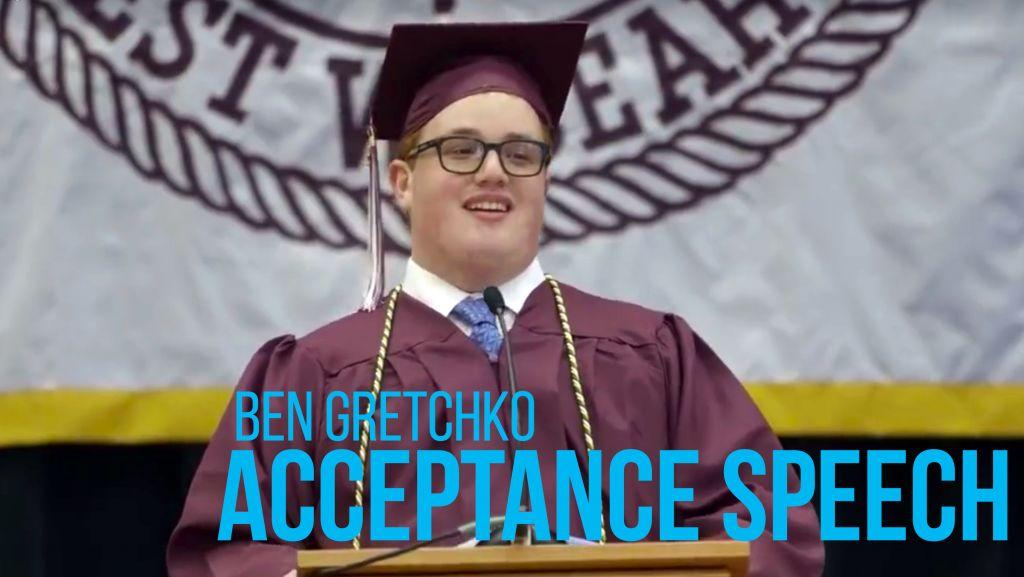 Ben Gretchko Acceptance Speech