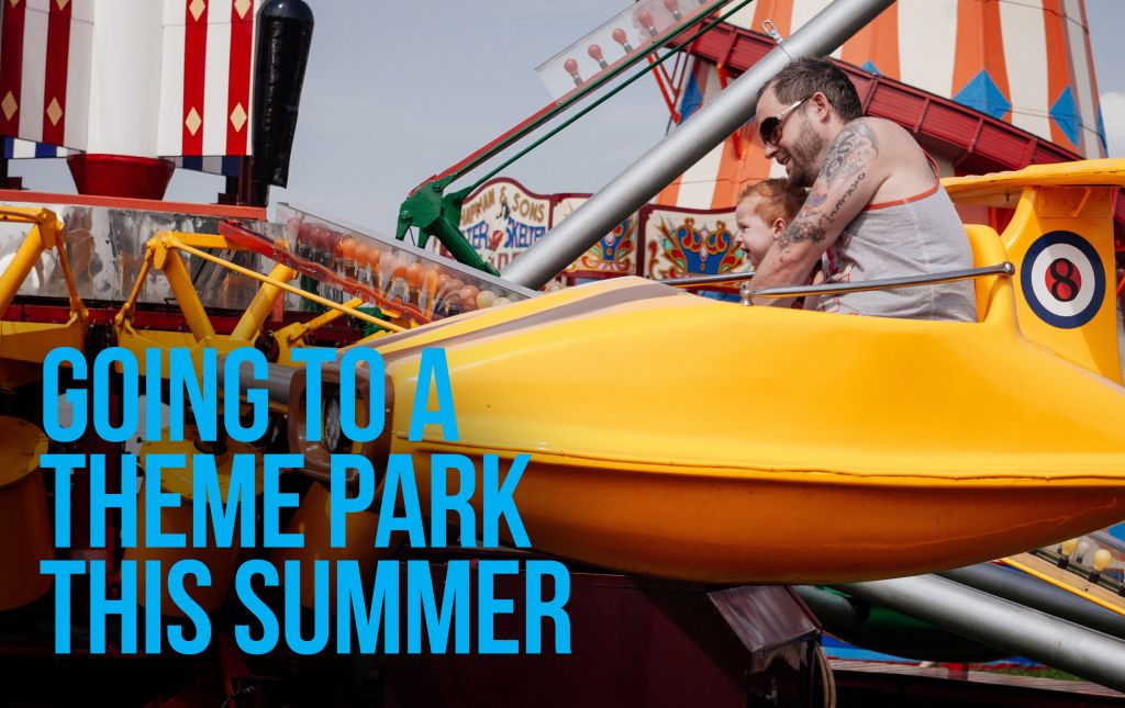 Park & Ride: Summer theme parks
