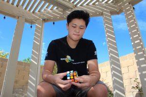 2017 Rubik's Cube World Champion