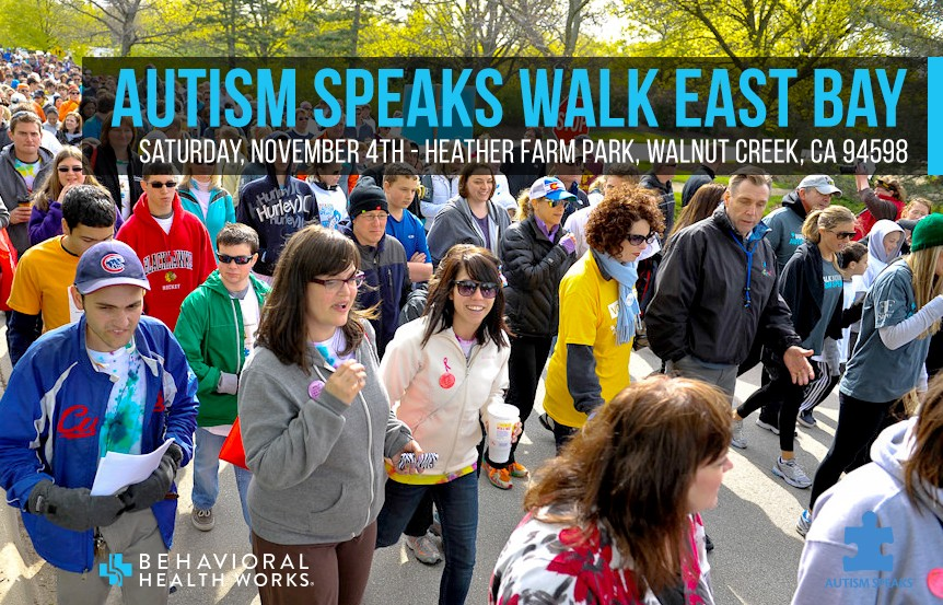 Autism Speaks Walk East Bay 2017