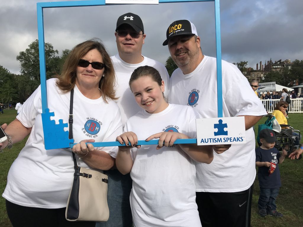 Autism Walk Boston Recap 13