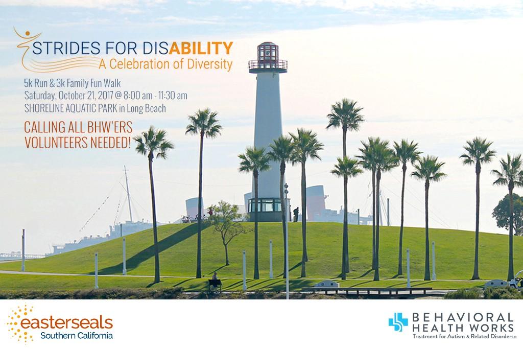 BHW & ESSC Strides for Disability Walk