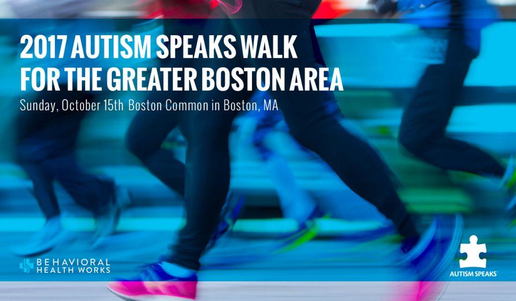 Greater Boston autism walk