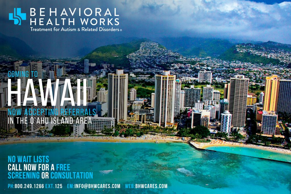 BHW coming to Hawaii
