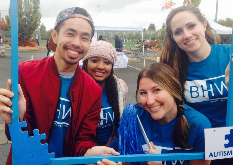 BHW NorCal at Autism Speaks Walk East Bay