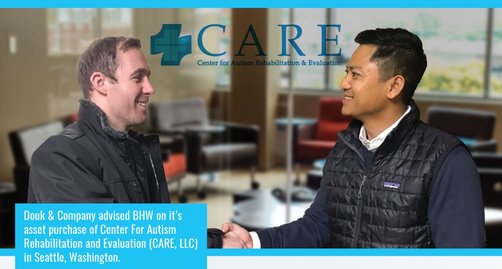 BHW Care Acquisitions Blog Image