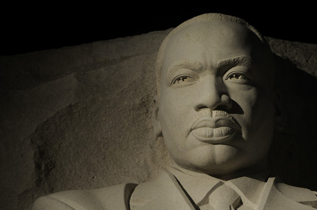 Martin Luther King Jr. Memorial 2018