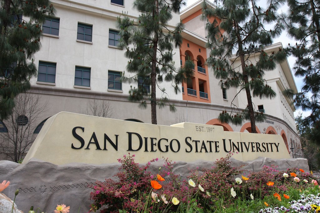 BHW attends the SDSU's 2018 Career Fai