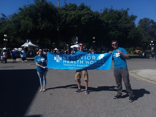 BHW at East Bay Autism Walk 2018