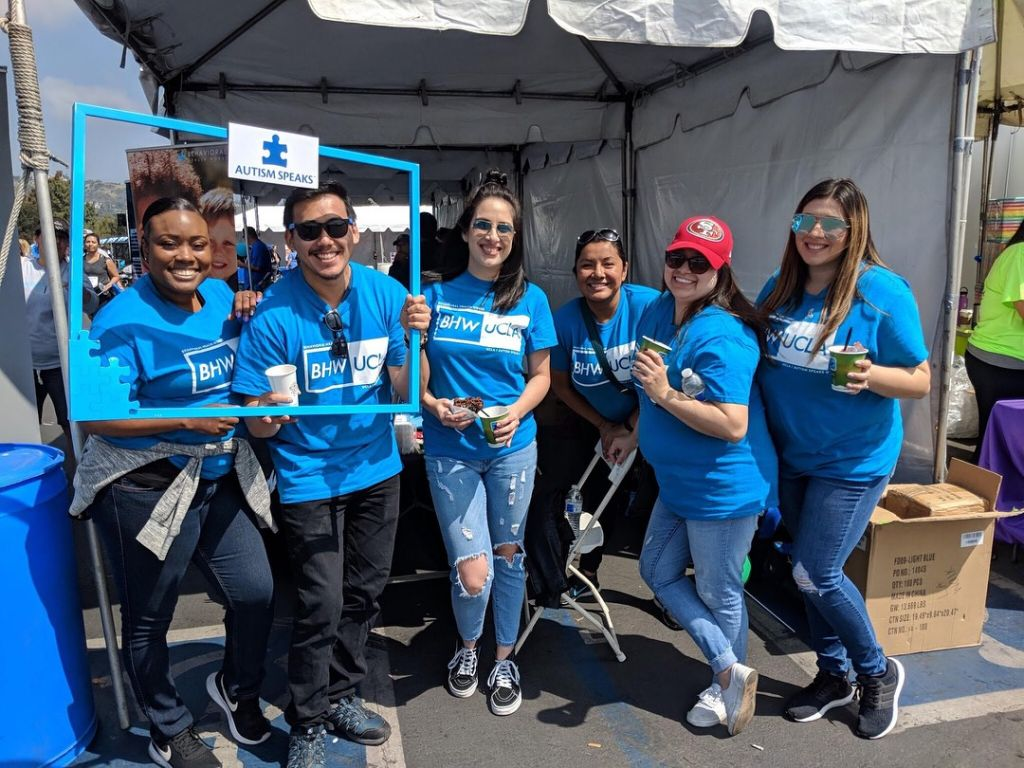 2018 LA Autism Walk Rose Bowl 13