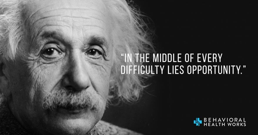 Find Opportunity in Difficulty