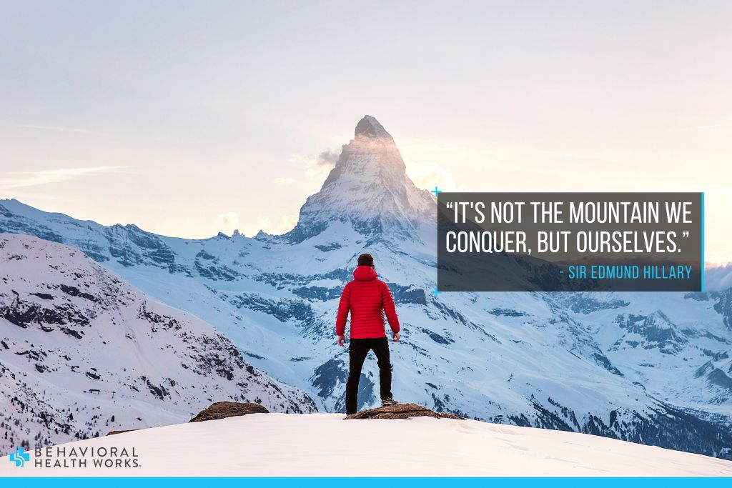 conquer your mountain joshua earle unsplash