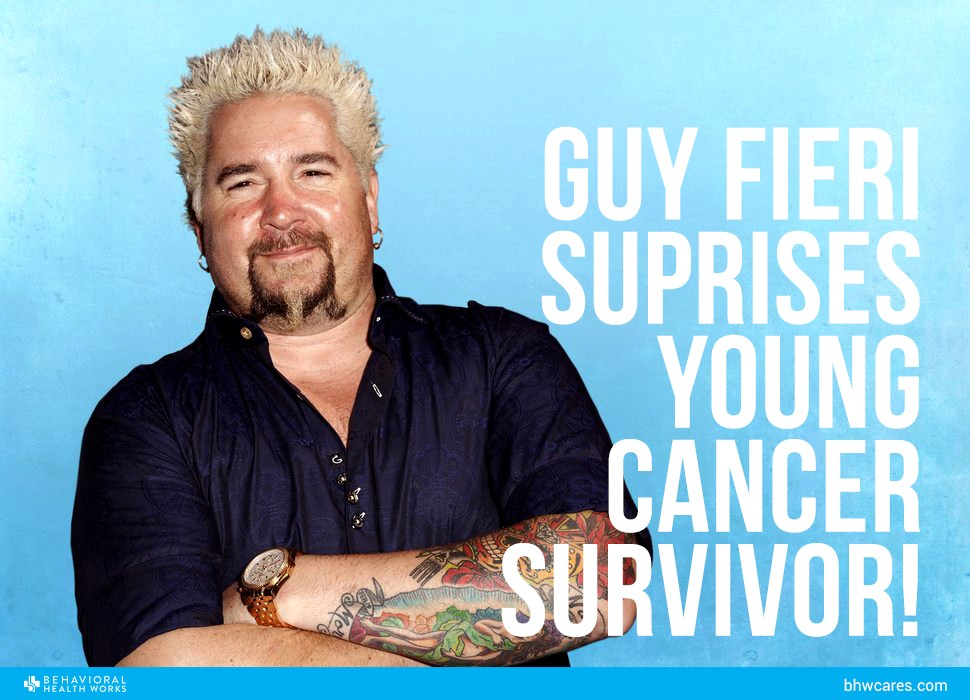 Guy Fieri cancer survivor