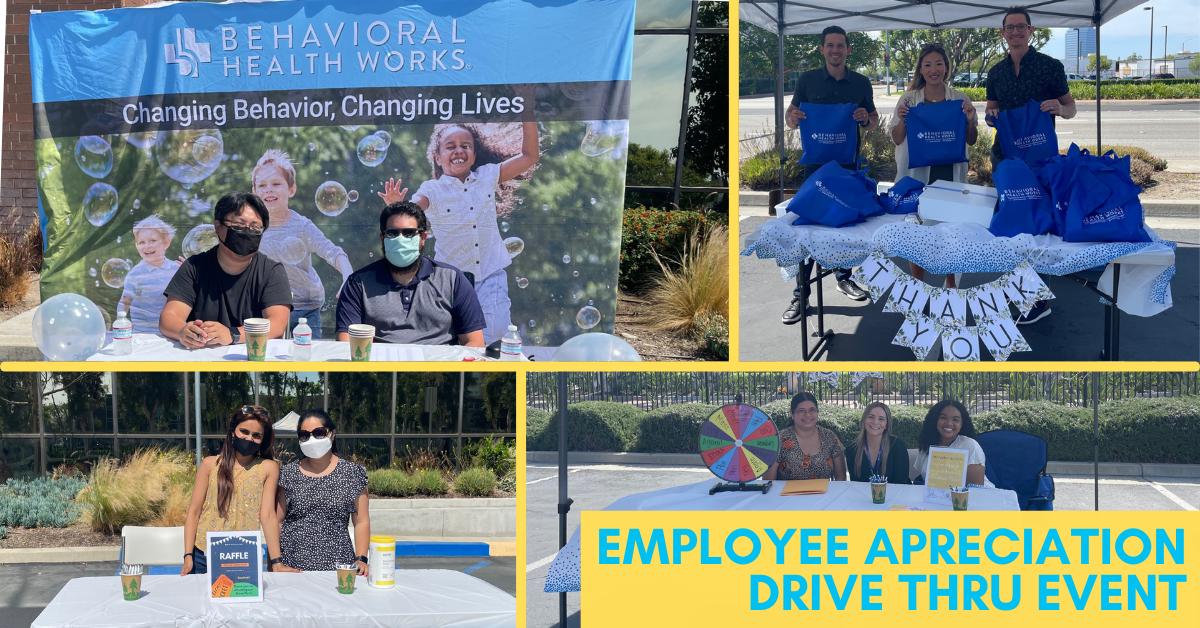 BHW Employee Drive Thru Event